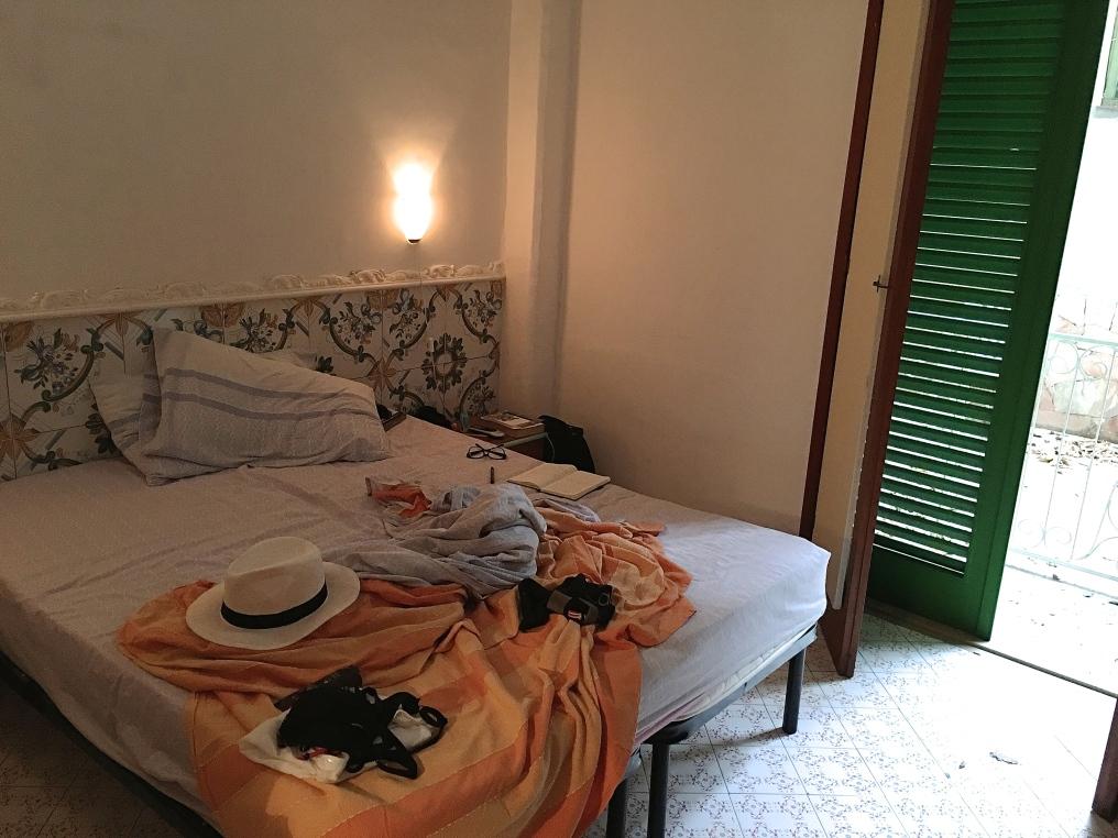 Huoneeni, numero 14, Villa Verdessä.