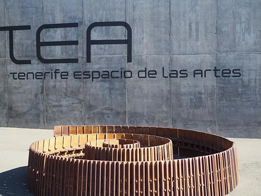 Tenerife Espacio de las Artes -nykytaiteen museo (TEA)